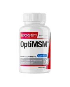 Biogen Opti Msm 60 Caps