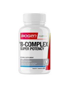 Biogen B - Complex 60 Capsules