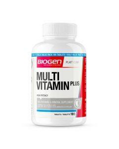 Biogen Multivitamin 180 Value Pack