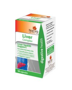 Nativa Liver Complex 10 Caps