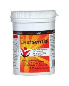 Healthy Living Liversential 200 Caps