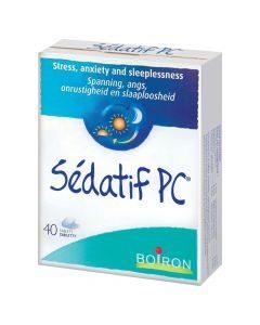 Boiron Sedatif Pc 40 Tablets