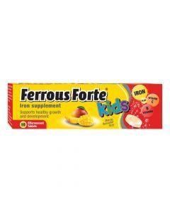 Ferrous Forte Kids Fizzy 10's