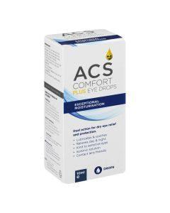 Acs Comfort Drops Plus 10ml Exceptional Moisturisation