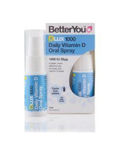 Better You Dlux1000 Spray 15ml
