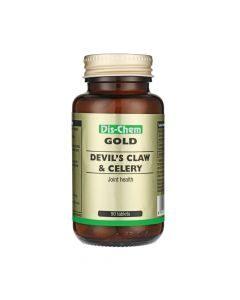 Dis-Chem Devils Claw & Celery 90 Tabs