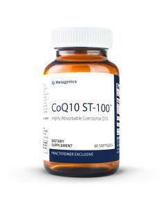 Metagenics Coq10st 100 60 Softgel
