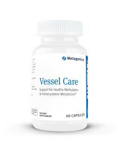 Metagenics Vessel Care Tabs 60's