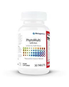 Metagenics Phytomulti With Iron 30t