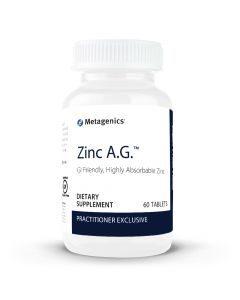 Metagenics Zinc Ag 60t
