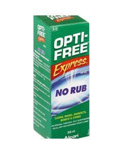 Opti-free Express Multi-purpose Disinfecting Solution 355ml