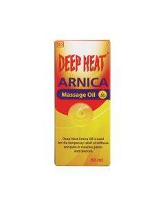 Deep Heat Arnica Oil 60ml