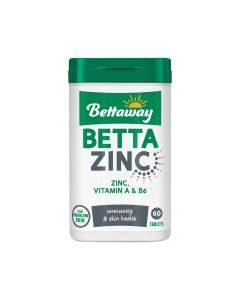 Bettaway Betta Zinc 60 Tabs