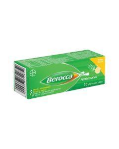 Berocca 10 Effervescent Tablets