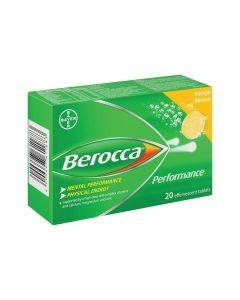 Berocca 20 Effervescent Tablets