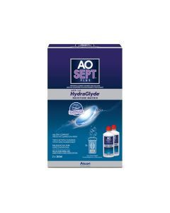 Aosept With Hydraglyde 2 X 360ml