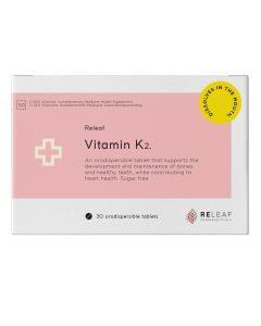 Releaf Vitamin K2 Tablets 30's