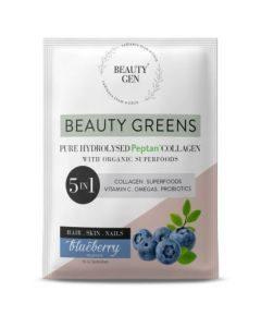 Beauty Greens Peptan Collagen 15g