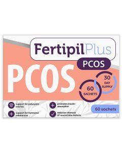 Fertipil Plus Pcos 60 Sachets