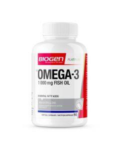 Biogen Omega 3 Isolate 1000mg 90 Softgels