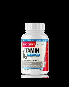 Biogen Vit D3 & Coconut Oil 60's