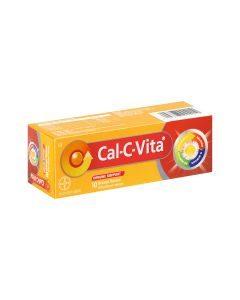 Cal-C-Vita Plus 10 Effervescent Tabs