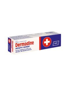 Dermadine Ointment 100mg/g 25g