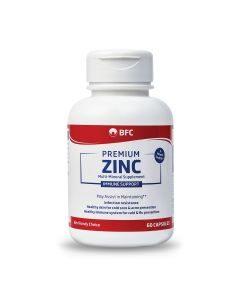 Premium Zinc Multi-mineral Caps 60's