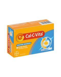Cal-C-Vita Combo 30 Effervescent Tablets