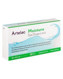 Artelac Moisture Eye Drops 30 X 0.5ml