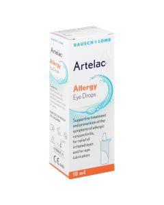 Artelac Allergy Eye Drops 10ml