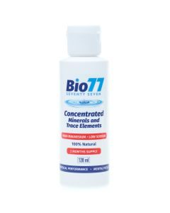 Bio 77 Concentrated Minerals And Trace Elements 120ml