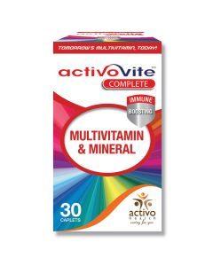 Activo Vitamin E Tablets 30's