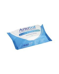 Anusol Soothing Medicated Wipes 30s