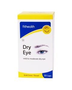 Fithealth Dry Eyes 30 Capsules