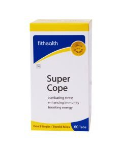 Fithealth Super Cope Tablets 60's