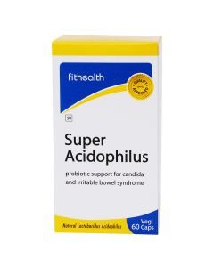 Fithealth Super Acidophilus 60 Capsules