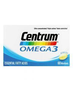 Centrum Omega 3 60 Capsules