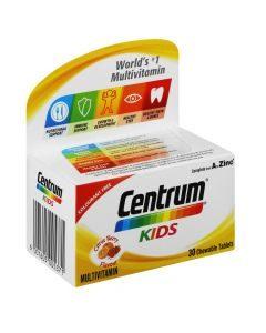 Centrum Kids 30 Chewable Tablets