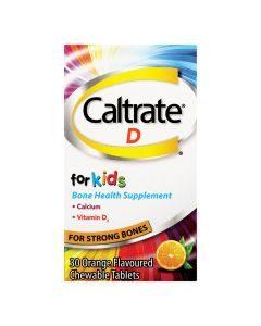 Caltrate D Chew Kids 30 Tabs