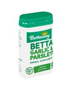 Bettaway Garlic& Parsley 200 Caps