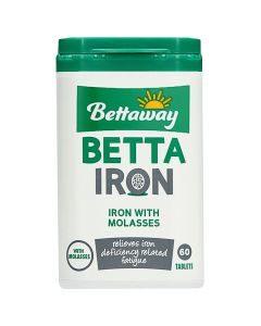 Bettaway Betta Iron 60 Tabs