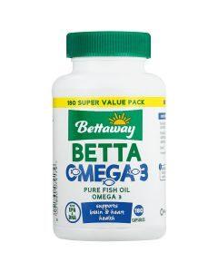 Bettaway Betta Omega 180 Caps
