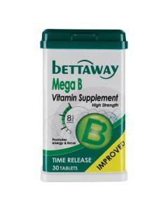 Bettaway Mega B Complex 30 Tabs