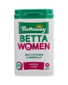 Bettaway Betta Woman Tabs 30's