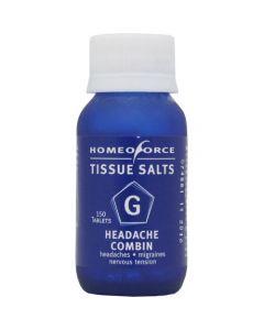 Homeoforce Combin G Headache 150 Tabs