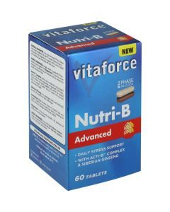 Vitaforce Nutri B Advanced 60 Tabs
