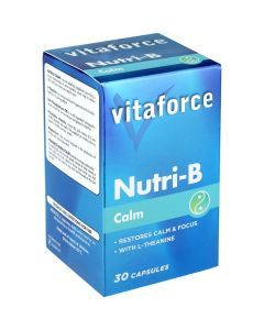 Vitaforce Nutri B Calm 30 Caps