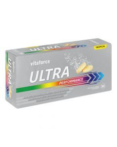 Vitaforce Ultra Perform Tropical 30 Effervescent