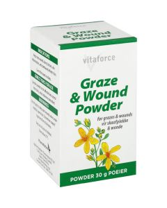 Vitaforce Graze And Weeping Wound Powder 30g